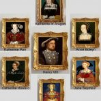 Henry VIII and his 6 Wives (SEP101)