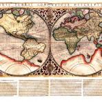 Atlas Sive Cosmographicae Meditationes de Fabrica Mundi et Fabricati Figura (AT101L)