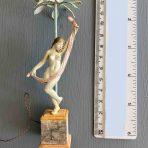 Art Nouveau Figurine Lamp (LIT101)