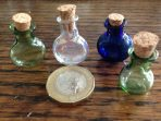 Glass Apothecary Jars (Art14)