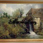 Parhams Mill Gillingham Dorset (C101)