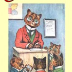 Cats at School (CH111)