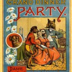 A Dogs Grand Dinner Party (CH114)