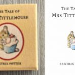 The Tale of Mrs Tittlemouse (CH160)