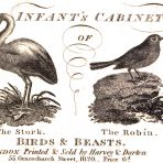 Infant's Cabinet of Birds and Beasts (CH180)
