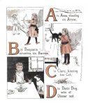 Pastime ABC Book (CH189)