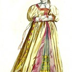 A Collection of the Dresses of Different Nations, Ancient and Modern (CO101)