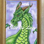 Dragon Portrait (DA102)