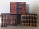 Wooden Book Block (FB06)