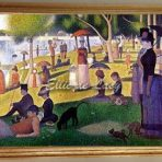 A Sunday Afternoon on the Île de la Grande Jatte (FI102)