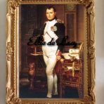 Napoleon in his study in the Tuileries Palace (G124)