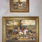 John Corbet and the Warwickshire Foxhounds (G140)