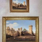 Warwick Castle, The East Front (G146)
