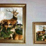 Deer of Chillingham Park Northumberland (L108)