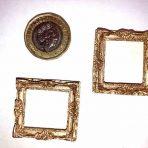 1/24th scale Gold Ornate Frame (PF_AZ3229_Gold_Ornate)