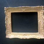 Antique Gold Picture Frame (PF_AZ4555_Antique_Gold)