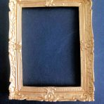 Ornate Picture Frame (PF_AZ8163_Gold_Leaf_Effect)