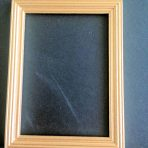 Plain Gold Picture frame (PF_AZ8967_Gold)