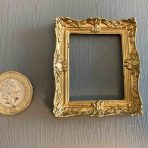 Ornate Gold Picture Frame (PF_HM5245_Gold)