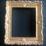 Ornate Gold Picture Frame (PF_HM7262_Gold)
