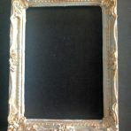 Shabby Chic Ornate Picture Frame (PF_HM7455_Shabby_Chic)
