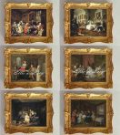 Prints of Marriage A-la-Mode by William Hogarth (SEP109)