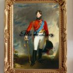 King George IV (reigned 1820 – 1830) (R101)