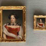 Mrs John Biddle (Eliza Falconer Bradish) (R103)