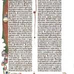 Biblia Sacra Latina Gutenberg (RE103L)