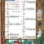 "Book of Hours ""The Golf Book"" (RE106L)"