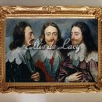 Charles I in Three Position (S106)