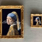 Girl with a Pearl Earring (S115)