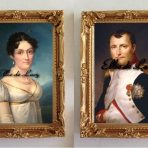 Napoleon Bonaparte & Elizabeth Patterson Bonaparte (SEP102)