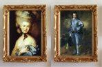 Blue Boy & Lady in Blue (SEP103)