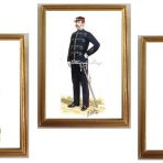 Military Dress – 2nd Royal Surrey Militia (SEP106)