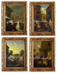 The Four Times of Day by William Hogarth (SEP108)