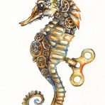 Steampunk Animals, an Un-natural History (SP116L)