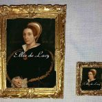 Unknown woman, formerly known as Catherine Howard (T103)