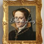 Mary I – Bloody Mary (reigned 1553 – 1558) (T116)