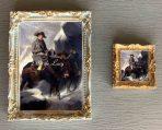 Napoleon Crossing the Alps (V109)