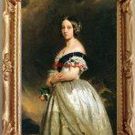 Young Queen Victoria (V119)