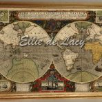 World Map Elizabethan Period (WM102)