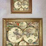 World Map Stuart Period (WM103)