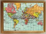 World Map Edwardian Period (WM106)