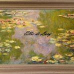 Water Lillies (in full flower) (Windsor104)